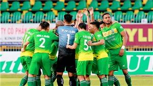 V-League đá trong 'buổi hoàng hôn'