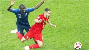 Cựu danh thủ Vũ Mạnh Hải: Pháp thắng nhờ phòng ngự tốt và may mắn