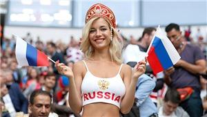 Vì sao FIFA hạn chế hot girl lên sóng truyền hình World Cup?