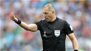Những điều chưa biết về trọng tài điều khiển trận Chung kết World Cup
