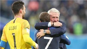 Didier Deschamps, kiến trúc sư thành công của đội tuyển Pháp
