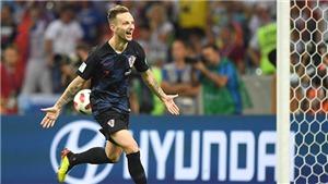 Pháp vs Croatia: Rakitic, người không phổi ở World Cup 2018