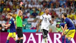 Những thống kê GIẬT MÌNH về thẻ phạt tại World Cup 2018 vì VAR