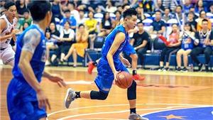 Đinh Tiến Công: Nhân tố chứng minh tài năng của bóng rổ Việt