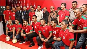 Bóng đá nam ASIAD 2018: Olympic Indonesia noi gương U23 Việt Nam