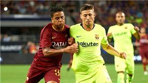 Barca thua nhưng vẫn gieo hy vọng với Malcom và La Masia