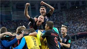 Với một đội hình lý tưởng, đừng sốc nếu Croatia vào chung kết World Cup