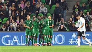 Argentina thắng Nigeria bằng... niềm tin