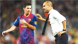 Messi và Argentina đang trả giá vì Pep Guardiola