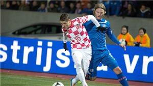 Iceland vs Croatia: Quyết định số phận của... Argentina. Trực tiếp VTV3 (01h, 27/6)
