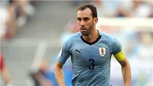 Godin là chìa khóa để Uruguay hóa giải Ronaldo
