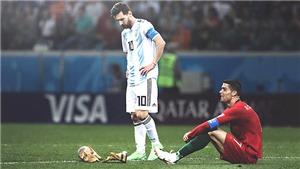 Cựu danh thủ Vũ Mạnh Hải: 'Đừng trách Messi và Ronaldo'