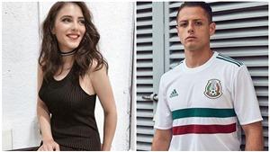 Đang dự World Cup, Chicharito tuyên bố bỏ người yêu: Điên đầu vì tình