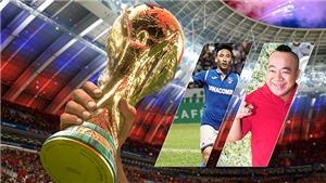 Bàn tròn World Cup: Ronaldo, Messi và Neymar bị loại, bóng đá không còn 'đội-bóng-một-người'