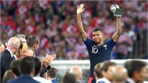 Mbappe: 'Nhà Vua' của tương lai, bến đỗ tiếp theo sẽ là Real Madrid?