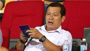 Phó Chủ tịch VPF chửi Phó ban trọng tài và phải từ chức: Xem lại văn hóa ứng xử