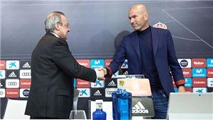 Zidane từ chức HLV Real Madrid: Đẳng cấp và hạnh phúc là biết... đủ