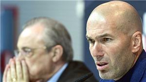 Để làm HLV của Real Madrid, cần phải có bí quyết tồn tại ở Bernabeu