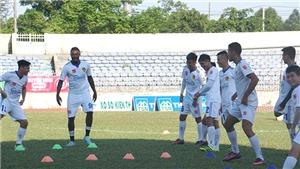 Quảng Nam 'nhọc nhằn' đón Hà Nội FC