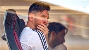 Messi từng trầm cảm 'vì người Madrid tấn công'