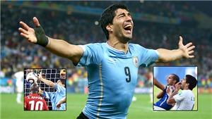 19h00 ngày 15/06, Ai Cập – Uruguay: Luis Suarez còn sắm vai 'ác quỷ'?
