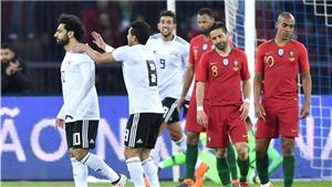 Người Ai Cập chưa chắc đã vui nếu Salah ghi bàn