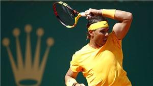 Nadal ngại gì trên mặt sân đất nện?