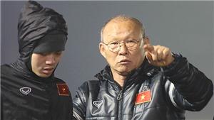 Chuyện lá thăm nhẹ của đội tuyển Việt Nam