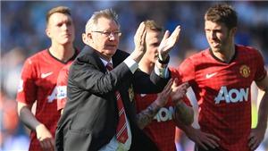 Cuộc chiến của Sir Alex Ferguson
