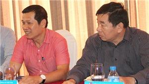 HLV Trần Bình Sự: 'Trọng tài có những luật bất thành văn khó nói lắm'