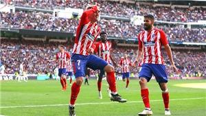 Griezmann là nỗi ám ảnh của Real Madrid