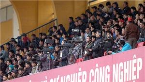 Bản quyền V-League: Cẩn thận 'sóng ngầm'