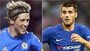 Morata sẽ trở thành Torres 2.0?