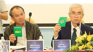 'Nóng' chuyện nhân sự Đại hội VFF