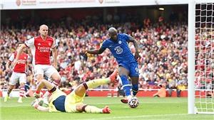 Ngày Lukaku bùng nổ, Chelsea đại thắng ở Emirates