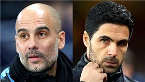 Man City vs Arsenal: Thầy Guardiola có đá ghế trò Arteta?
