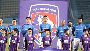 Thương lắm cầu thủ Than Quảng Ninh!