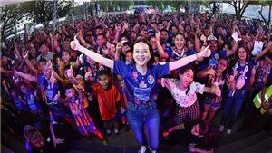 Bóng đá Thái Lan quyết khôi phục vị thế bằng nữ tỷ phú