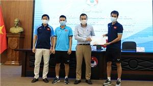 Đội tuyển futsal Việt Nam loại 5 cầu thủ
