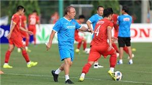 Đội tuyển Việt Nam háo hức chờ đấu tập nội bộ