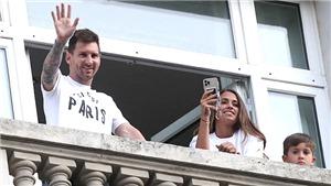 Messi đau đầu chuyện nhà cửa ở Paris