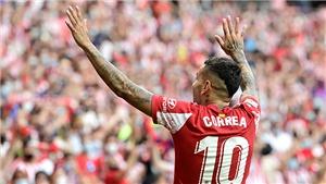 Atletico Madrid: Correa, thủ lĩnh mới ở sân Metropolitano