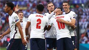 Vòng loại World Cup 2022: Giá trị từ những chiến thắng của Anh và Đức