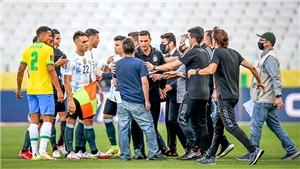 Ngày kì quặc và đen tối của bóng đá Nam Mỹ