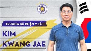 Giám đốc điều hành CLB Hà Nội, Nguyễn Quốc Tuấn: 'Bổ nhiệm chuyên gia y học thể thao để chuyên nghiệp hóa đội bóng'