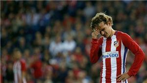 Griezmann gây thất vọng ở Atletico: Chuyện không của riêng Simeone