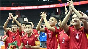 Futsal Việt Nam truyền cảm hứng mãnh liệt
