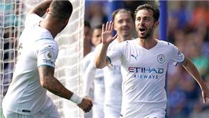 Ngày Man City phô diễn đội ngũ