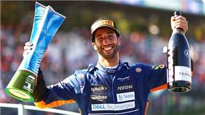 F1 - Grand Prix Ý: Hamilton, Verstappen gặp tai nạn, Ricciardo hưởng lợi
