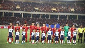 Tuyển Việt Nam và mục tiêu chinh phục AFF Cup